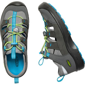 Keen Hikeport Vent Chaussures Enfant, magnet/greenery
